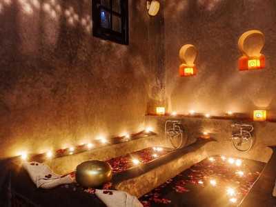 Moroccan Bath Massage In Dubai